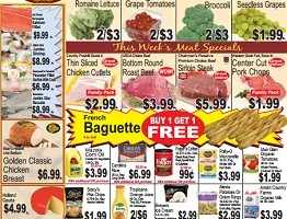 Grocery Supermarket Weekly Ads