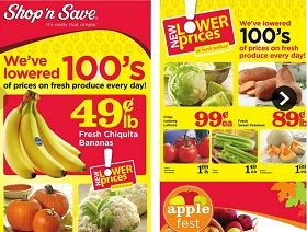 Granite City Coupons >> Shop 'n Save Weekly Ad & Flyer Specials
