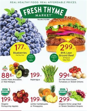 Fresh Thyme Weekly Ad