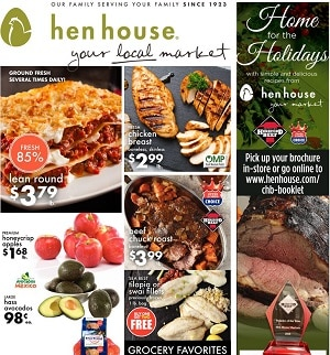 Hen House Weekly Ad