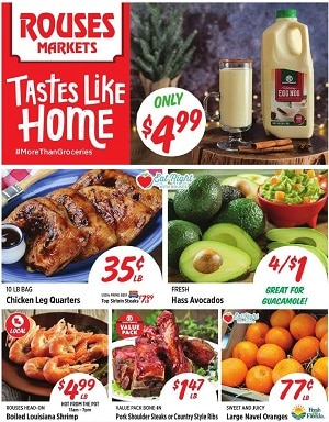 Rouses Market Weekly Ad