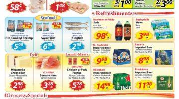 Sabor Tropical Ad Sale 09/30/2020 – 10/06/2020