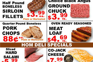 House of Meats Weekly Ad 11/16/2020 – 11/25/2020