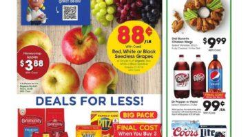 Kroger Weekly Ad 11/27/2020 – 12/01/2020