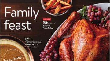 Walmart Ad Deals 11/04/2020 - 11/24/2020