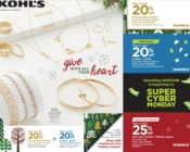 Kohl's Weekly Ad 11/28/2020 - 12/09/2020