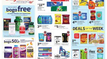 Walgreens Weekly Ad 04/25/2021 - 05/01/2021