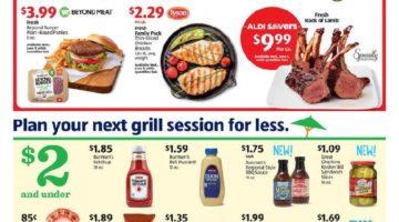 Aldi Weekly Ad Specials 06/09/2021 – 06/15/2021